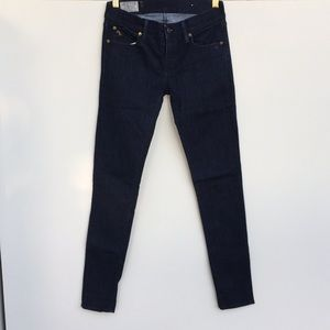 Polo Ralph Lauren Tompkins Skinny Jeans Blue 26